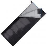 Спальный мешок (спальник) одеяло SportVida SV-CC0068 -3 ...+ 21°C R Black/Grey